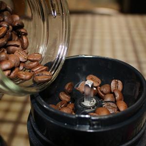 どこでも豆挽きコーヒー