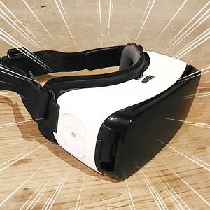 VRについて調べてみた
