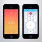 Live Smartアプリ画面